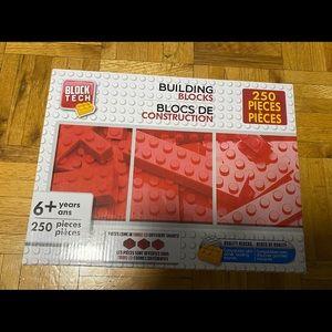 Block Tech Building Blocks 250 Pieces